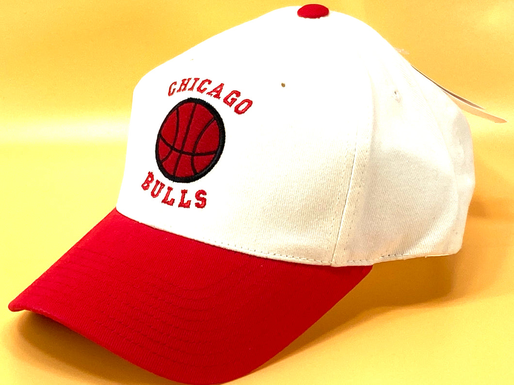 Chicago Bulls Vintage NBA White