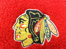 Load image into Gallery viewer, Chicago Blackhawks Vintage NHL Team Color Fleece Hat (New) By G Cap Co.
