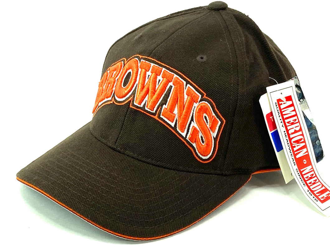 Cleveland Browns Vintage NFL 20% Wool Block