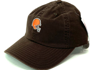 Cleveland Browns Vintage NFL Unstructured Logo Cap (New) By American Needle