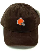 Load image into Gallery viewer, Cleveland Browns Vintage NFL Unstructured Logo Cap (New) By American Needle