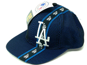 Los Angeles Dodgers Vintage MLB Team Color Mesh Cap (New) By Drew Pearson Mktg.