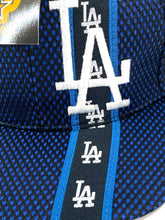 Load image into Gallery viewer, Los Angeles Dodgers Vintage MLB Team Color Mesh Cap (New) By Drew Pearson Mktg.