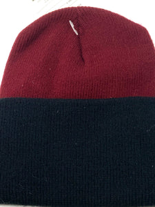 Washington Redskins Vintage NFL Cuffed Logo Knit Hat (New) By Rossmor Industries