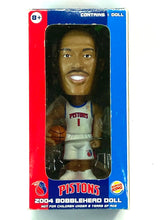 Load image into Gallery viewer, Detroit Pistons Vintage 2004 Chauncey Billups Burger King Mini-Bobblehead by Fotoball