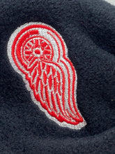 Load image into Gallery viewer, Detroit Red Wings Vintage NHL Adult Fleece Mittens (New) By Drew Pearson Marketing