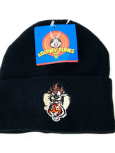 Load image into Gallery viewer, Cincinnati Bengals Vintage 1998 NFL/Looney Tunes Knit Hat (new) By Drew Pearson Marketing