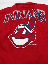 Load image into Gallery viewer, Cleveland Indians Vintage 1997 MLB Chief Wahoo XL Windbreaker (New) by Chalkline