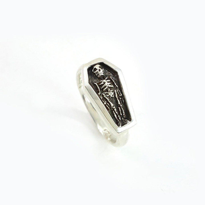 Coffin Ring - Xanne Fran Studios