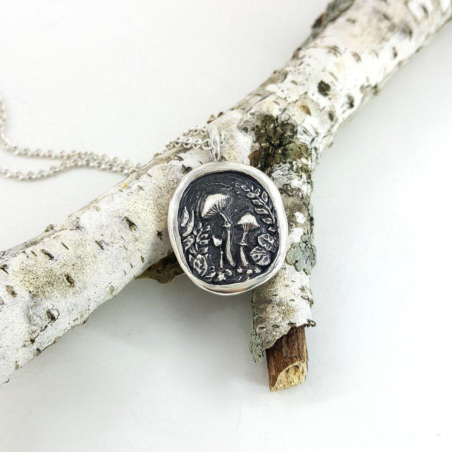 Forager Necklace - Xanne Fran Studios