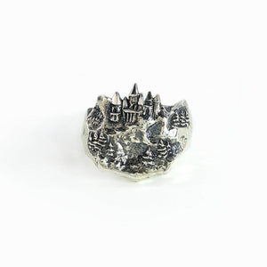 Magic Castle Ring - Xanne Fran Studios