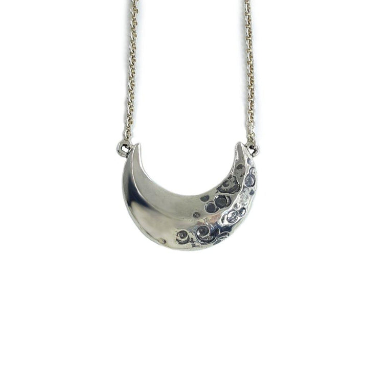 Crater Moon Necklace - Xanne Fran Studios