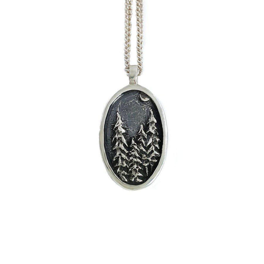 Forest Necklace - Xanne Fran Studios