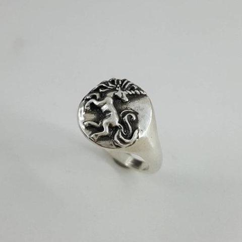 Unicorn Ring - Xanne Fran Studios