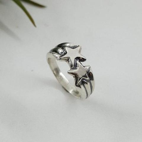 Shooting Star Ring - Xanne Fran Studios