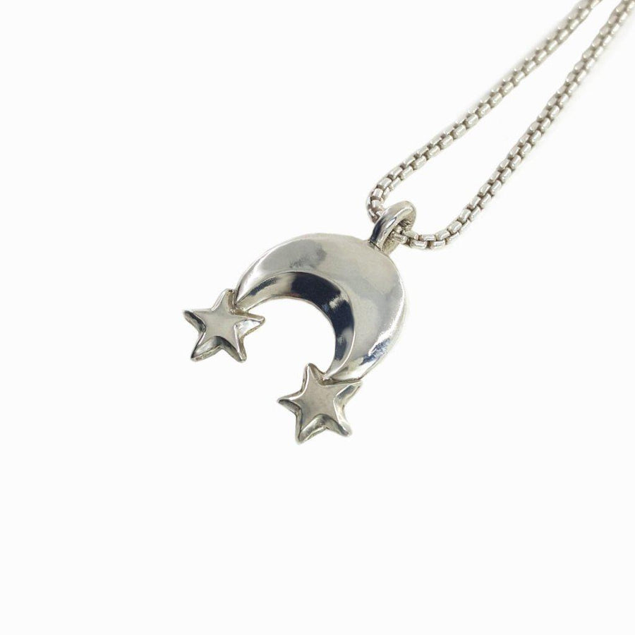 Moon & Stars Necklace - Xanne Fran Studios