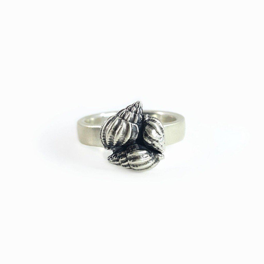 Triple Shell Ring - Xanne Fran Studios