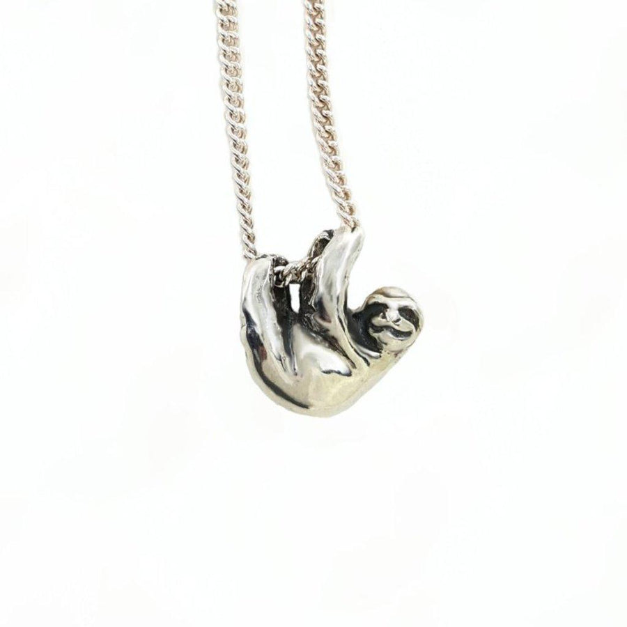 Sloth Necklace - Xanne Fran Studios