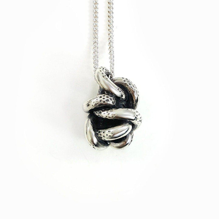 Tangled Snake Necklace - Xanne Fran Studios