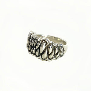 Snarling Teeth Ring - Xanne Fran Studios