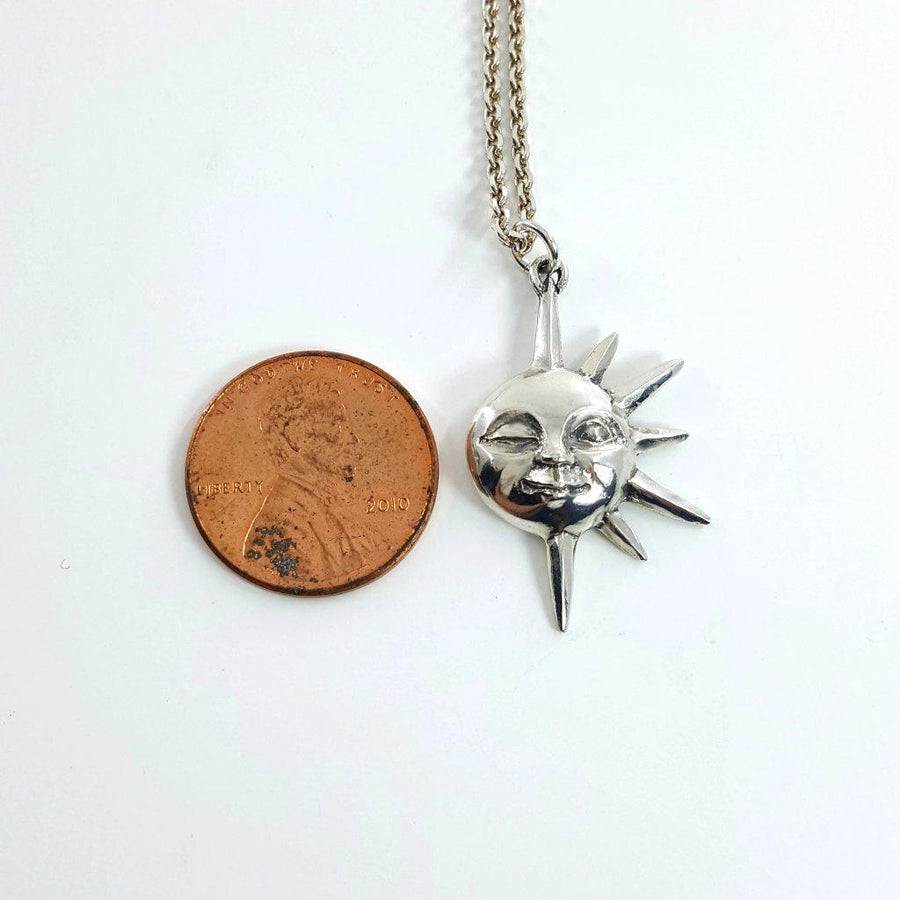 Eclipse Necklace - Xanne Fran Studios