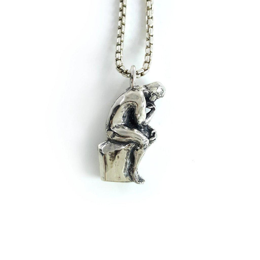 The Thinker Necklace - Xanne Fran Studios