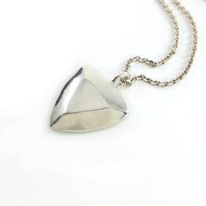 Triangle Necklace - Xanne Fran Studios