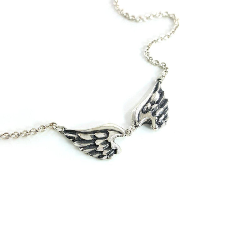 Wings Necklace - Xanne Fran Studios