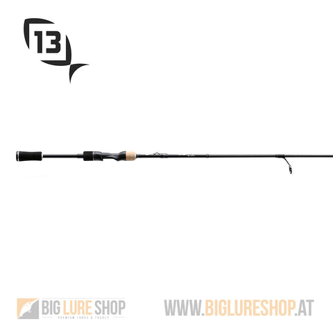 13Fishing Defy Black Spin