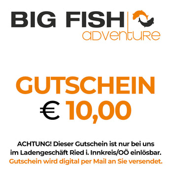 Gutschein Big Fish adventure