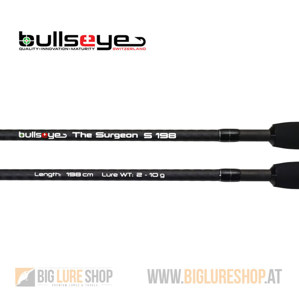 Bullseye Surgeon S198 2-10g
