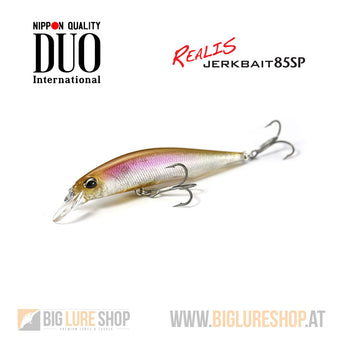 DUO Realis Jerkbait 85 SP