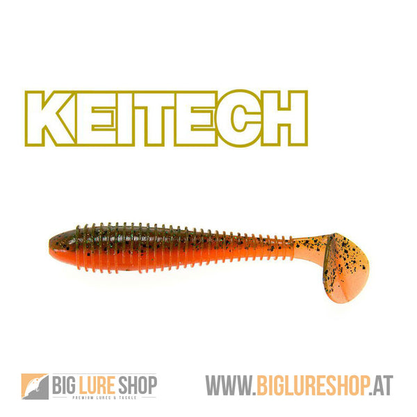 "3,8"" Keitech FAT Swing Impact 9,5cm"