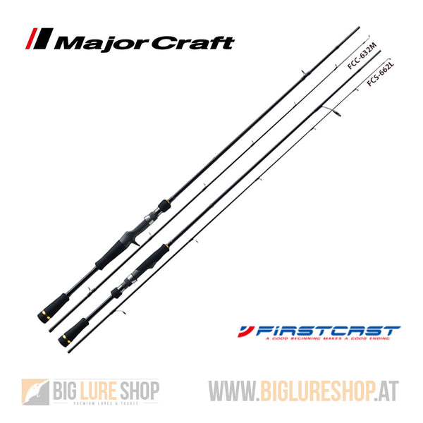 Major Craft Firstcast Bass BC