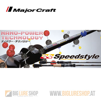 Major Craft Speedstyle BC