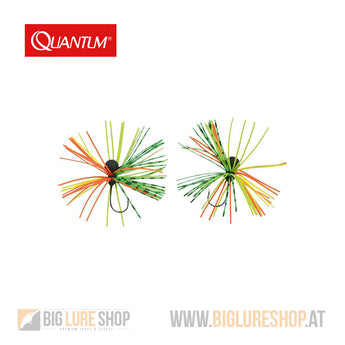 Quantum Mini Skirted Jig Head 5g