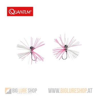 Quantum Mini Skirted Jig Head 7,5g