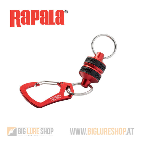 CLIP MAGNETIQUE ROUGE RCDMRR