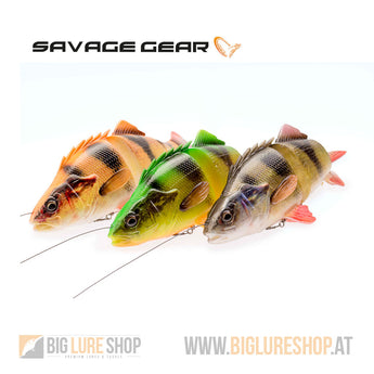 Savagegear 4D Line Thru Perch 17cm