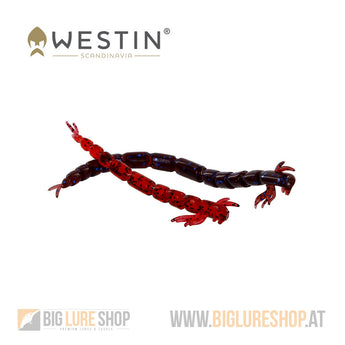 Westin Blood Teez Worm 7,5cm