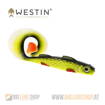 Westin Monster Teez Curltail 20cm