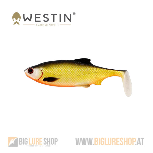 Westin Ricky the Roach Shadtail 14cm