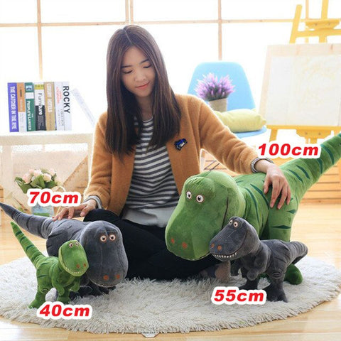 Plush Large Dinosaur T Rex Stuffed Soft Animal Toy Gadgetnora