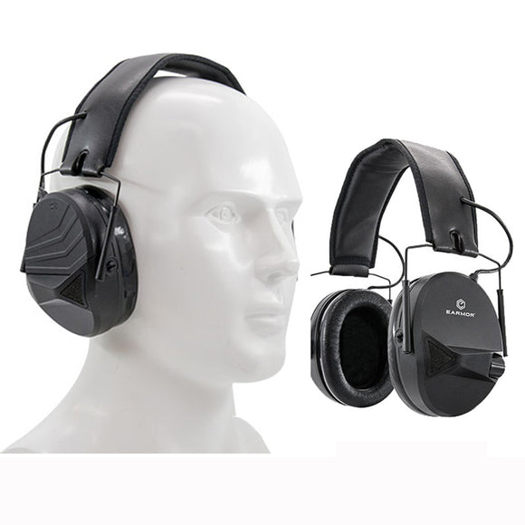 OPSMAN Earmor Tactical Headset Hearing M30 MOD3 Sport Shooting Electronic Hearing Protector
