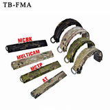 3 piece Tactical Headsets Headband Cover Multicam for Tactical Headsets Accessories Upgrade