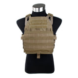 TMC Tactical Vest JPC 2.0 JIM Plate Carrier Ranger Green MOLLE Body Armor Molle Vest Hunting Airsoft