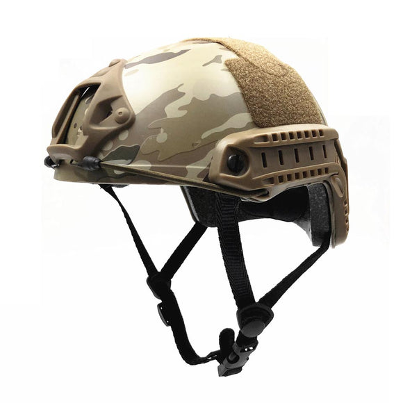 FMA Tactical Fast Helmet Multicam MH Protective Military Pararescue