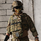 TB-FMA Men G3 Combat Shirt Tactical Airsoft Multicam Clothing Camouflage Military Paintball Gear