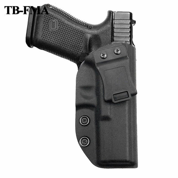Tactical Glock Holster Concealed Carry Kydex Inside Waistband Holster for G17 G22 G31