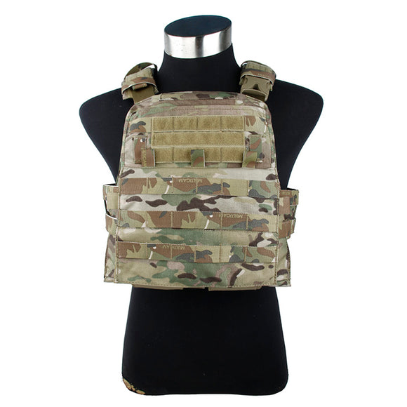 FMA Tactical Vest New AVS Plate Carrier Multicam 500D Cordura Mbav Limited Edition
